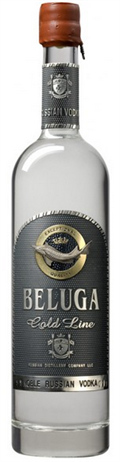 Beluga Vodka Gold Line